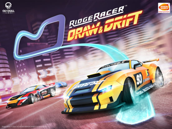 Screenshot 1 Ridge Racer Draw And Drift