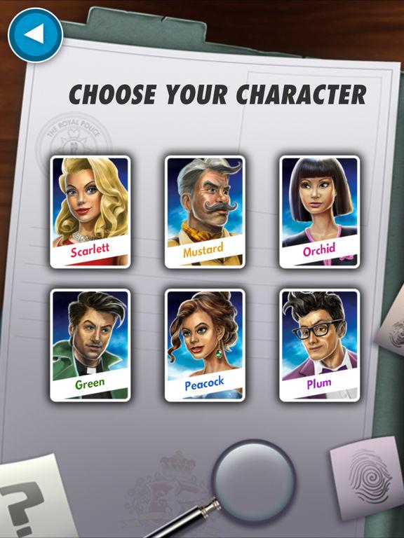 Screenshot 4 Cluedo: The Official Edition