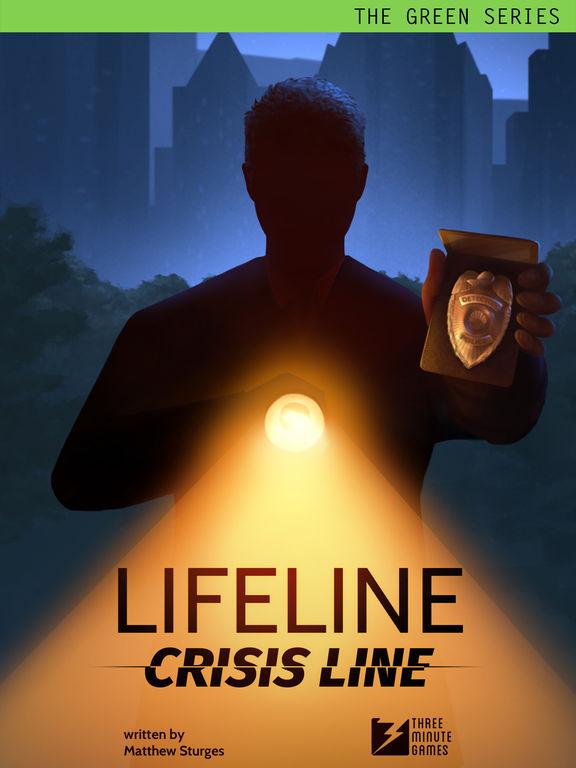 Lifeline: Crisis Line iOS