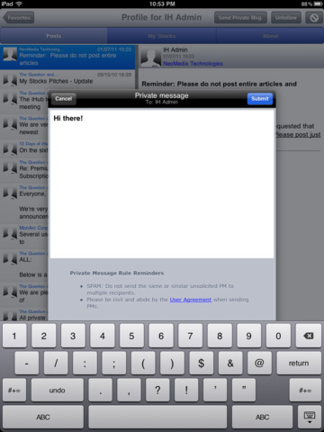 iPad Screenshot 5