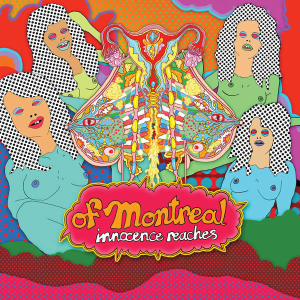of Montreal - Innocence Reaches [iTunes Plus AAC M4A] (2016)