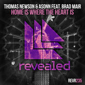 Home Is Where the Heart Is (feat. Brad Mair) [Extended Mix] - Single, Thomas Newson