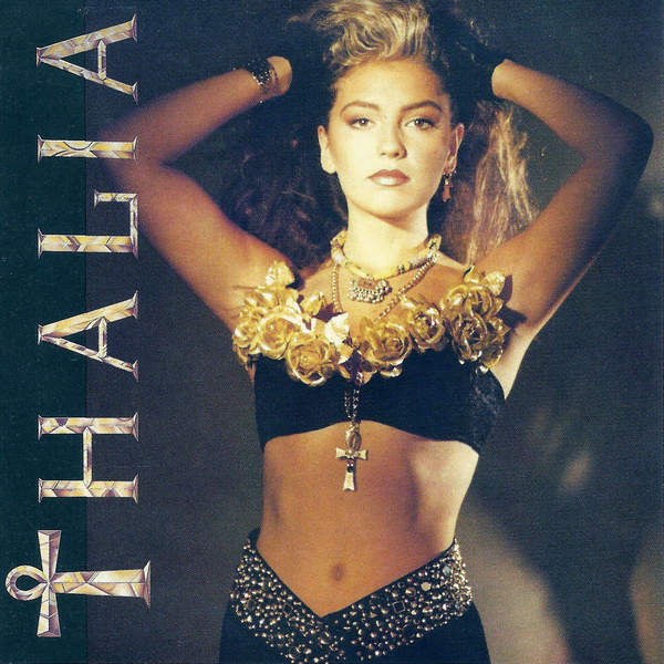 Thalía - Thalía [iTunes Plus AAC M4A] (1990)