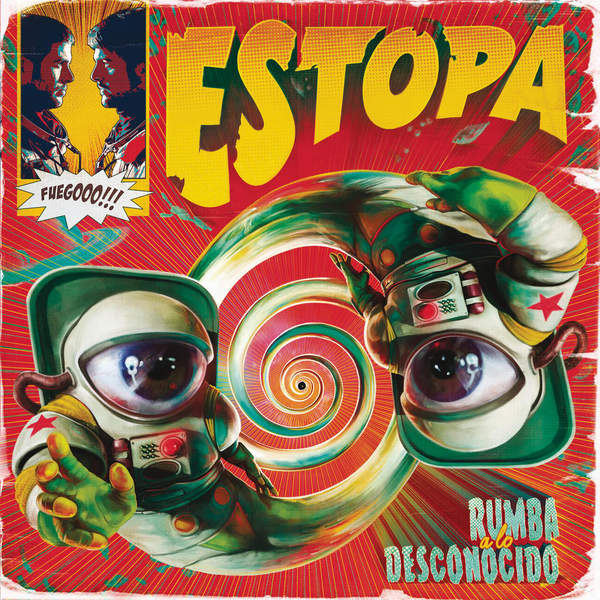 Estopa - Rumba a Lo Desconocido [iTunes Plus AAC M4A] (2015)