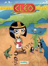 Bamboo - Cléo la petite pharaonne