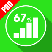 Data Cellular Counter Pro (monitor data usage of your plan)