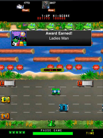 Screenshot 2 Frogger Pad (EU)