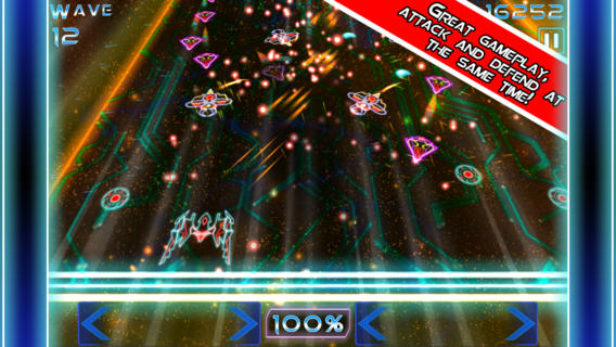 Hyperwave Hyperlight iOS Spiel