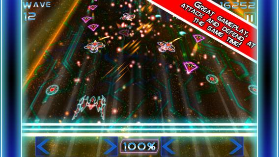 Hyperwave Hyperlight iOS Spiel