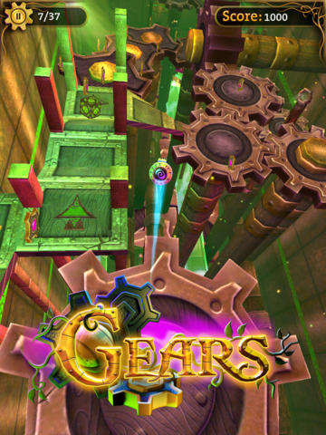 Gears iOS Screenshots