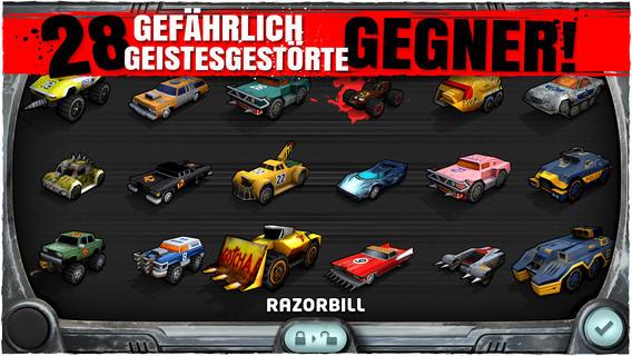 Screenshot 3 Carmageddon