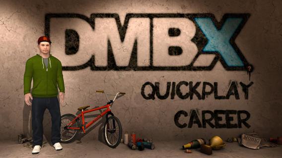 Screenshot 5 DMBX 2.5 - Mountain Bike and BMX