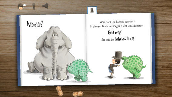 Das falsche Buch