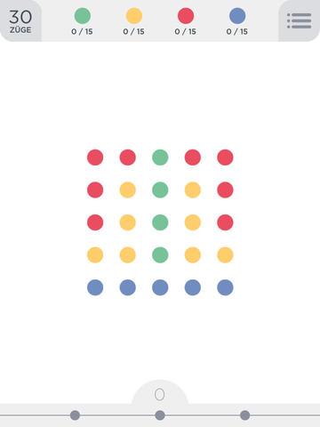 TwoDots iOS Puzzle