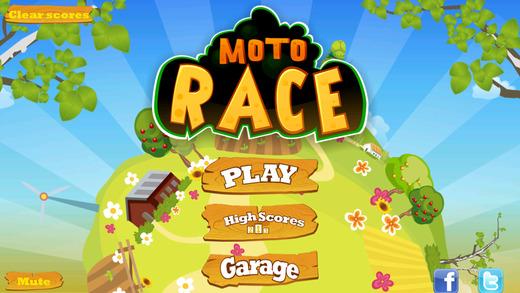 Moto Race Screenshot