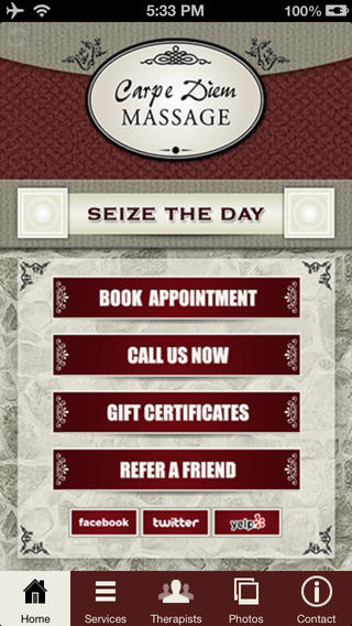 gratis neuk carpediem massage