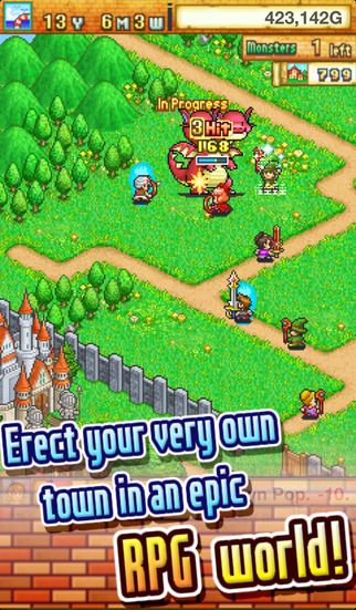 Dungeon Village iOS Screenshots