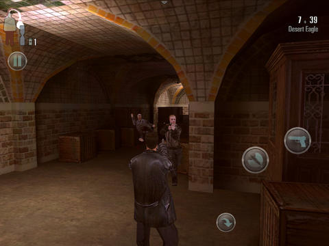 Screenshot 3 Max Payne Mobile