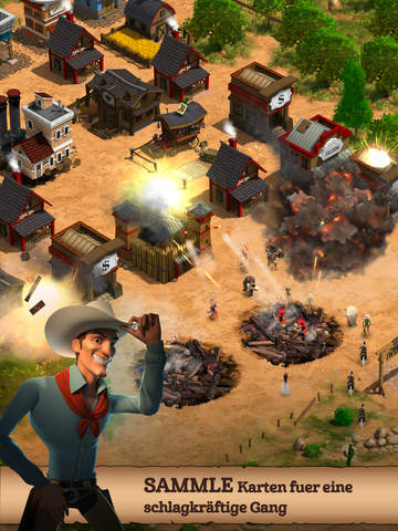 Compass Point: West iOS Screenshots