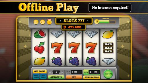 Offline slot machines casino ashtray