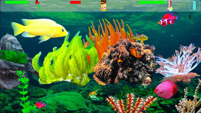 Fish simulator virtual fish farm game on the app store on for Fish farm games