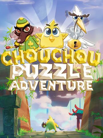 Chouchou Puzzle Adventure iOS Screenshots