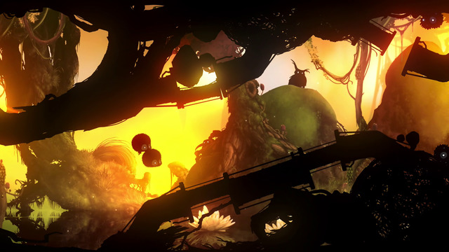 Badland iPhone iPad
