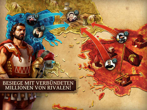 Age of Sparta iPhone iPad