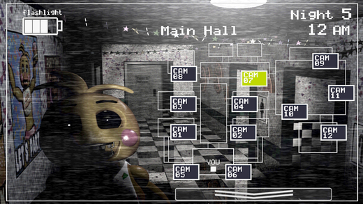 Five Nights at Freddy's 2 Screenshot 2