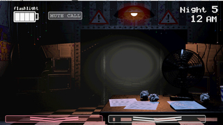 Screenshot for Five Nights at Freddy's 2 in Italy App Store