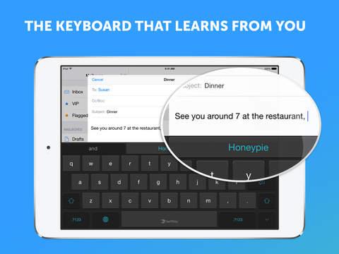 Seznam klávesnic třetích stran pro iOS 8 (Videa)