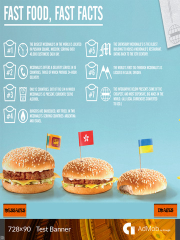 fast foods face facts 10 facts on food safety updated october 2016 the great majority of people will experience a foodborne disease at some point in their lives this highlights the importance of making sure the food we eat is not contaminated with potentially harmful bacteria, parasites, viruses, toxins and chemicals.