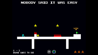 Nobody Said It Was Easy iOS Screenshots