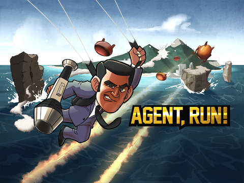 Agent, Run! iOS Screenshots
