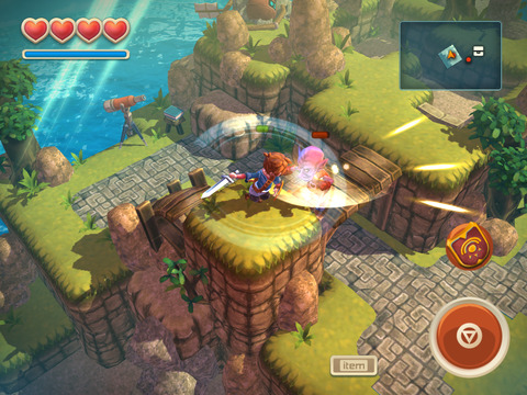 Screenshot 3 Oceanhorn ™