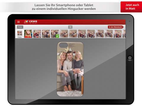 Cewe Fotowelt iOS