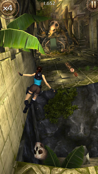 Lara Croft: Relic Run iPad
