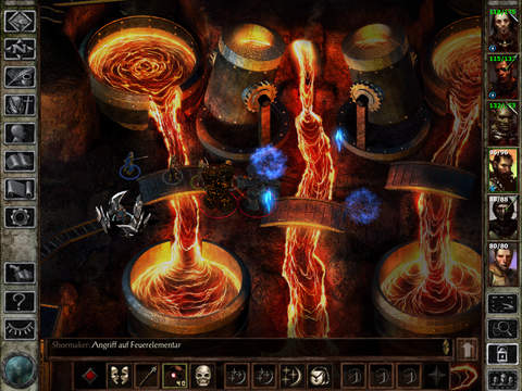 Icewind Dale: Enhanced Edition iOS