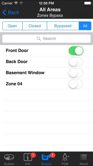 download iParadox – Alarm System Control apps 0
