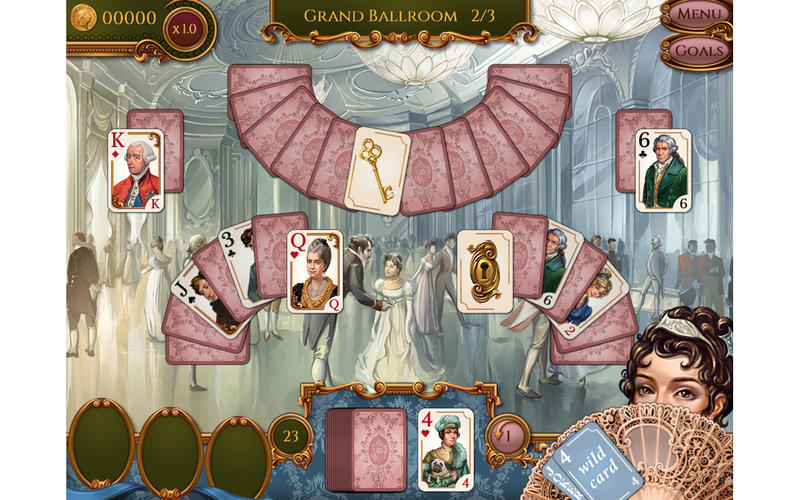Regency Solitaire Screenshots
