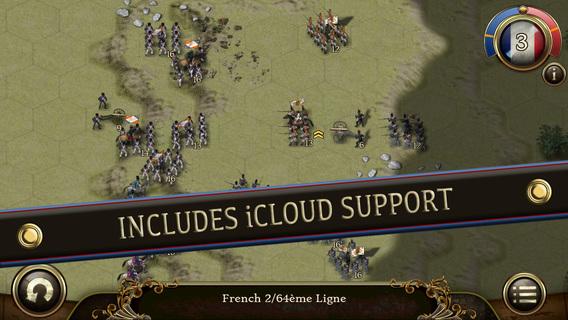 Screenshot 2 Peninsular War Battles
