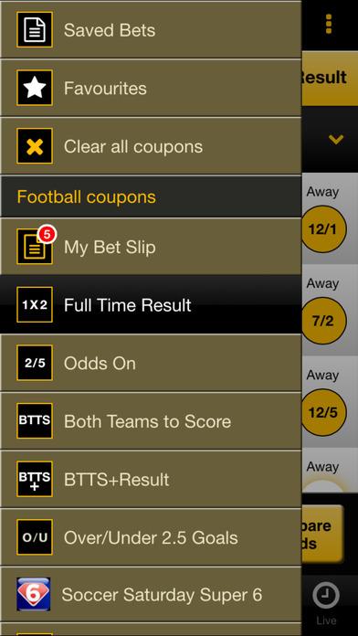 bet live scores