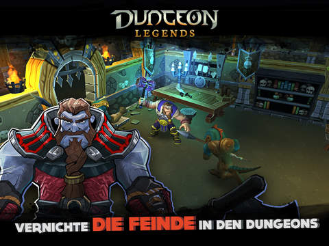 Dungeon Legends iOS