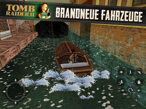 Tomb Raider II iOS