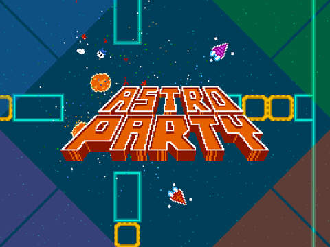 Astro Party iOS Screenshots