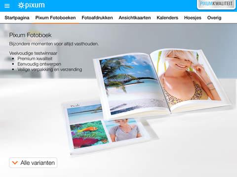 39 pixum fotoboek foto 39 s ansichtkaarten fotoboeken en meer bestellen 39 in de app store. Black Bedroom Furniture Sets. Home Design Ideas