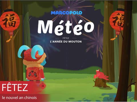 MarcoPolo Météo