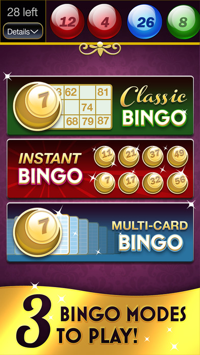 Last Bingo in Paris - Play for Free Instantly Online