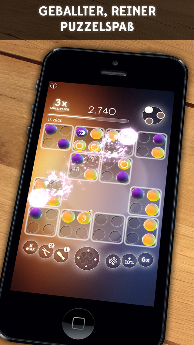 BlastBall MAX iOS Screenshots