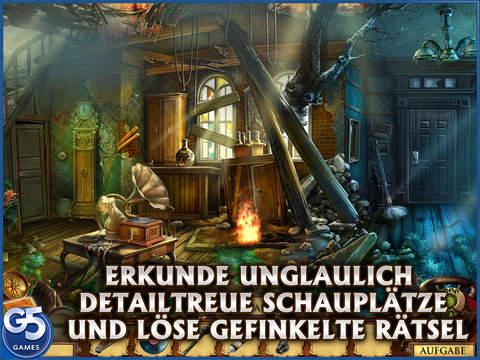 Questerium: Sinister Trinity, Sammlerausgabe HD (Full) Screenshot